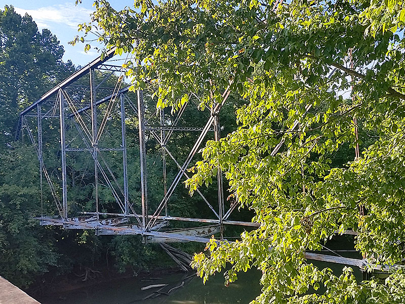 Hobbs Bridge Lincoln County Tennessee
