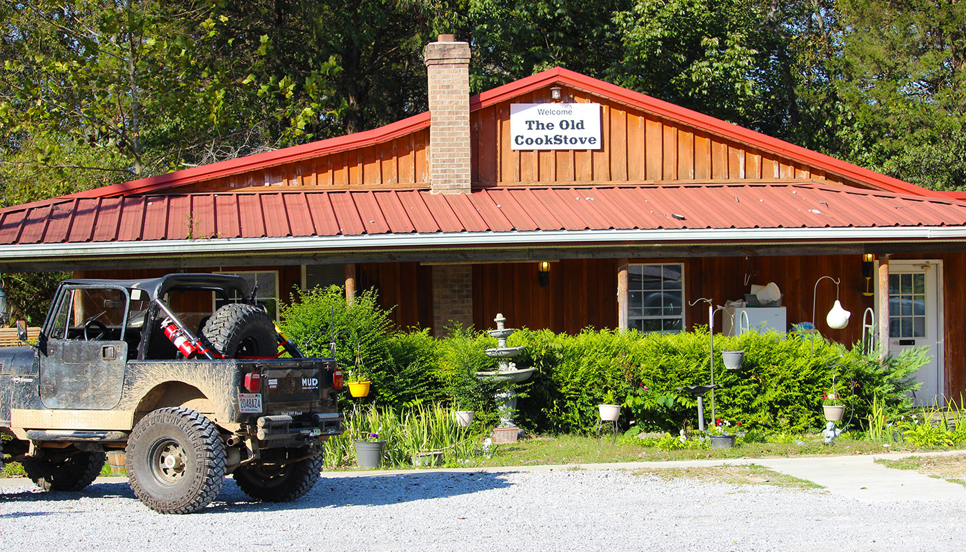 The Old CookStove Restaurant Morgan County Alabama